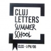 Cluj Letters Summer School